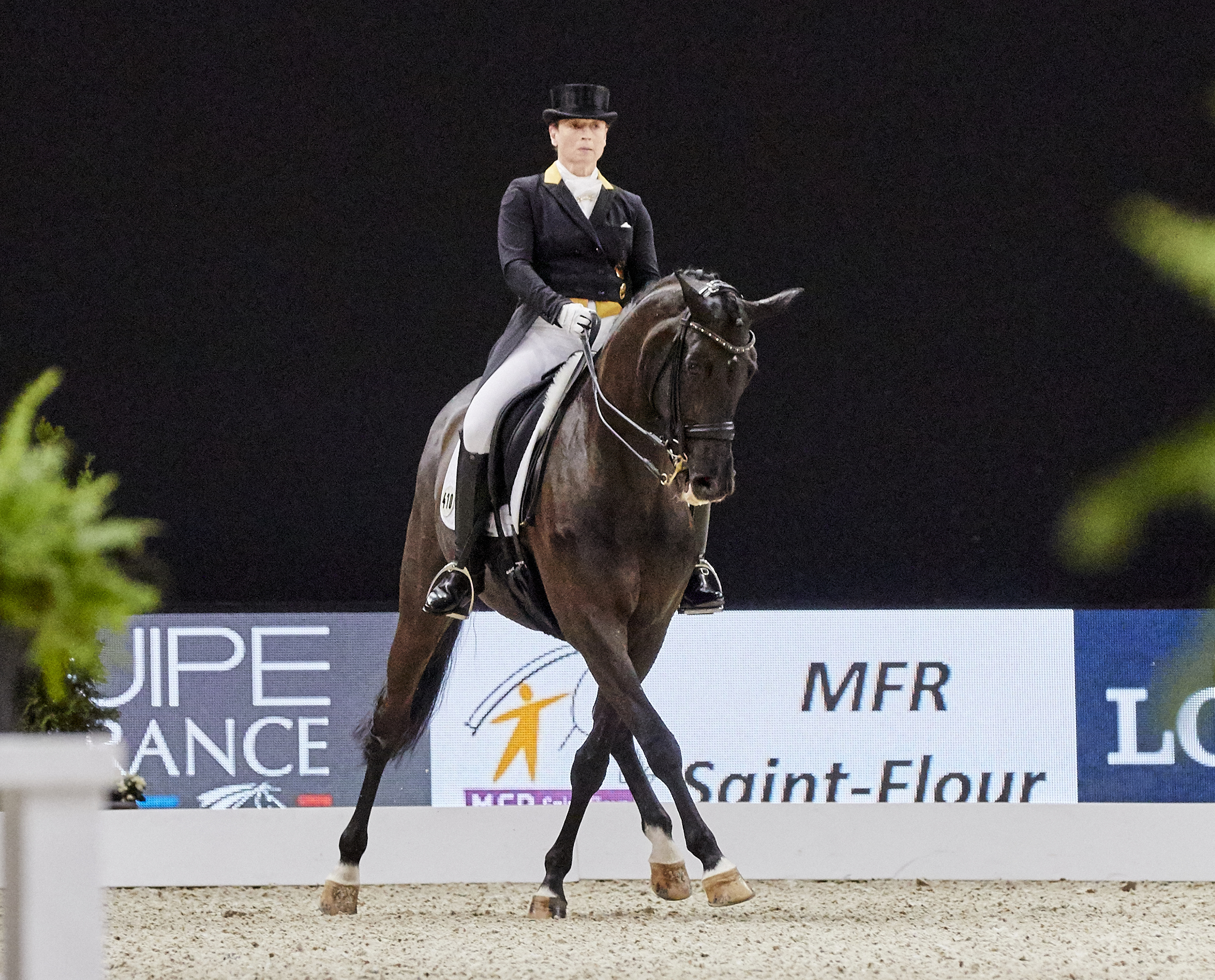 FEI World Cup™ Dressage Final 2018: Werth reigns supreme to